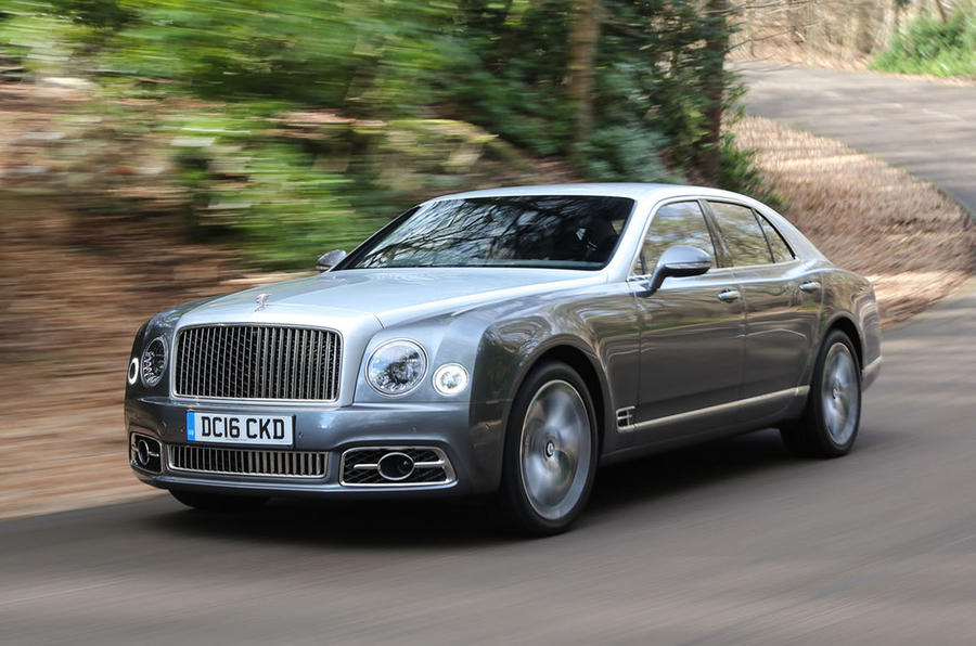 Bentley Mulsanne Speed 2017 Review Review Autocar