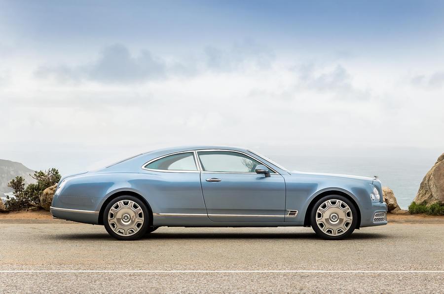 Ares-designed Bentley Mulsanne coupé