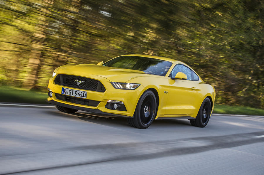 Ford to launch hybrid Mustang, Transit, electric SUV by ...
