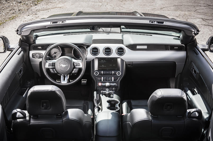 2015 Ford Mustang Convertible 2.3 Ecoboost review review ...