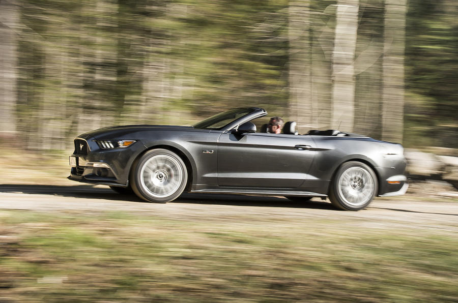 £33,000 Ford Mustang Convertible