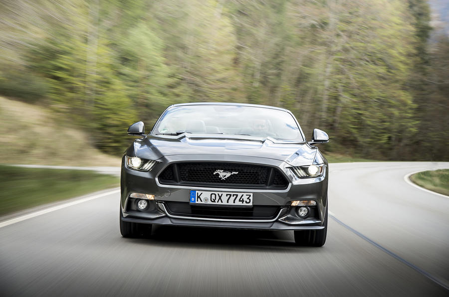312bhp Ford Mustang 2.3-litre Ecoboost