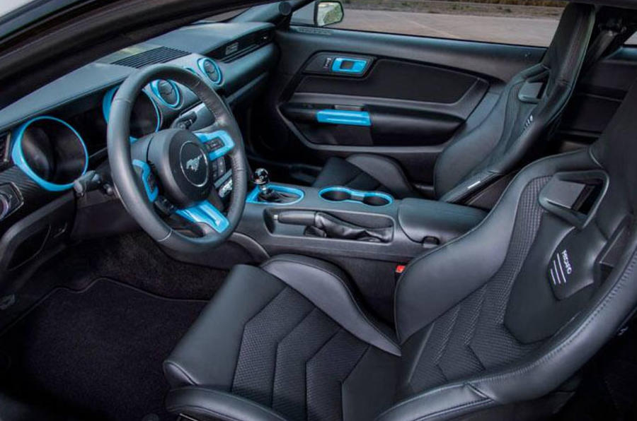 Mustang Lithium 5
