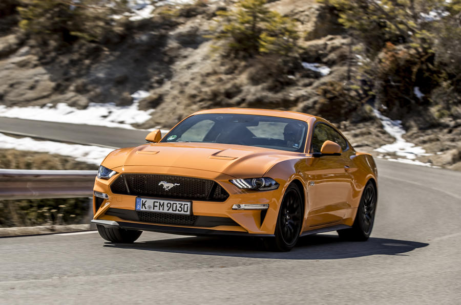 Ford Mustang GT 5.0 V8 2018 review | Autocar