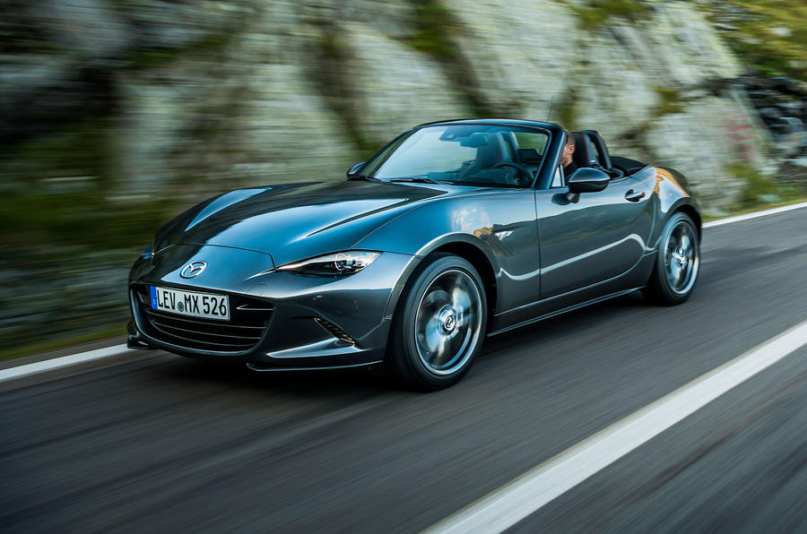 Mazda MX-5 Skyactiv-G 2.0 2018 first drive review hero front