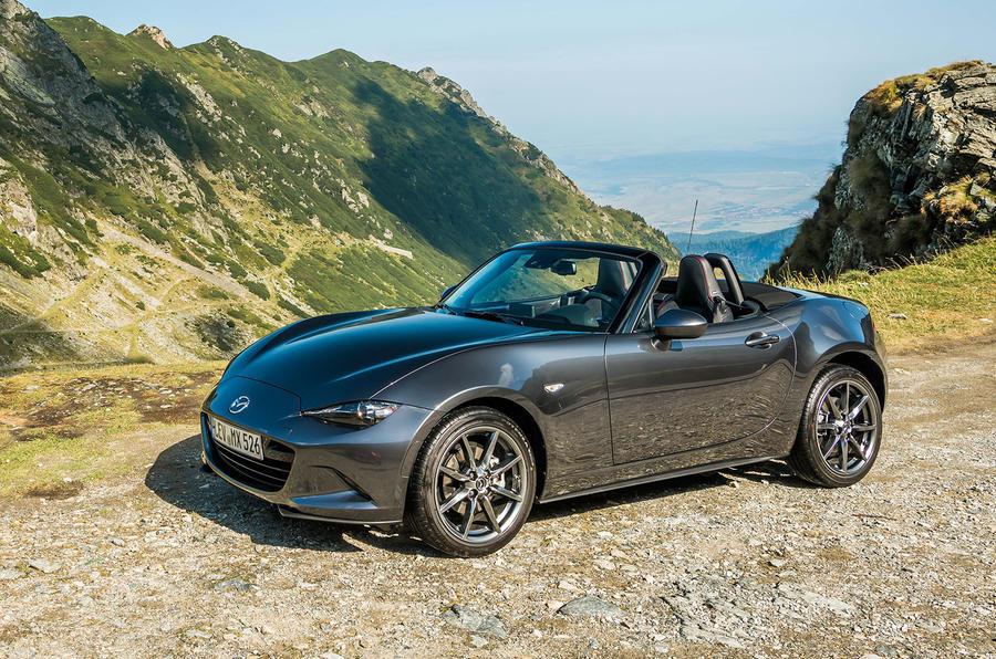 Mazda MX-5 Skyactiv-G 2.0 2018 first drive review static