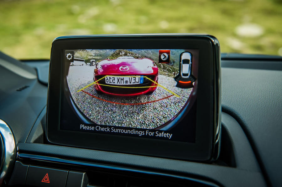 Mazda Mx 5 Skyactiv G 2 0 2018 Review Autocar