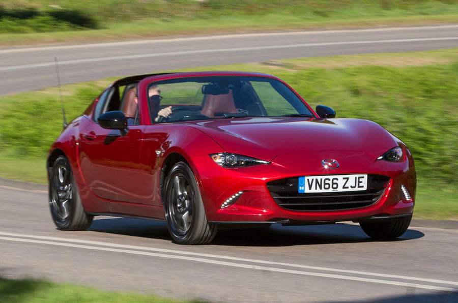 mazda mx 5 rf long term test review taking the scenic. Black Bedroom Furniture Sets. Home Design Ideas