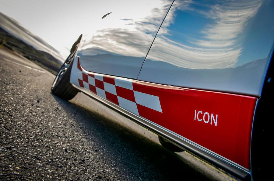 Mazda MX-5 Icon decals