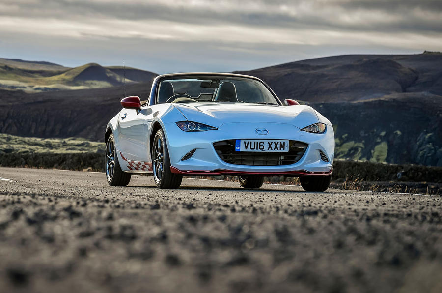 4.5 star Mazda MX-5 Icon