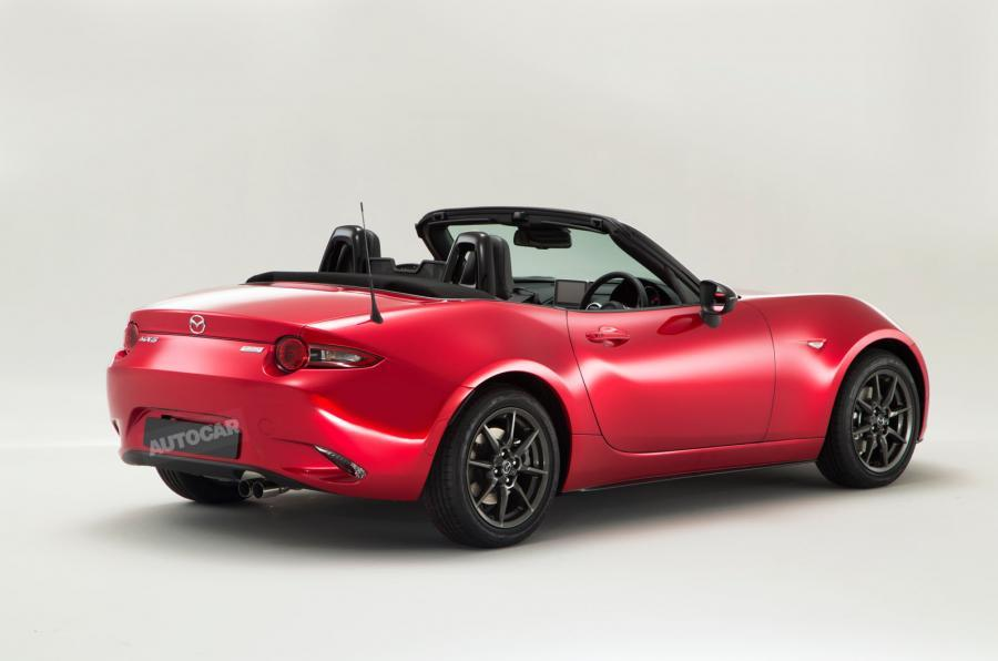 Mazda MX-5 Car of the Year