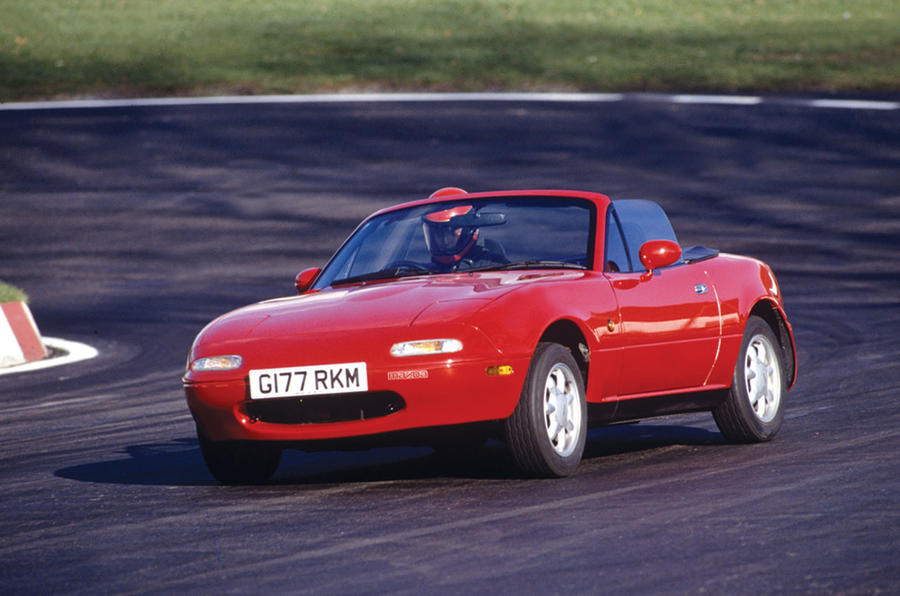 Mazda MX-5 road test