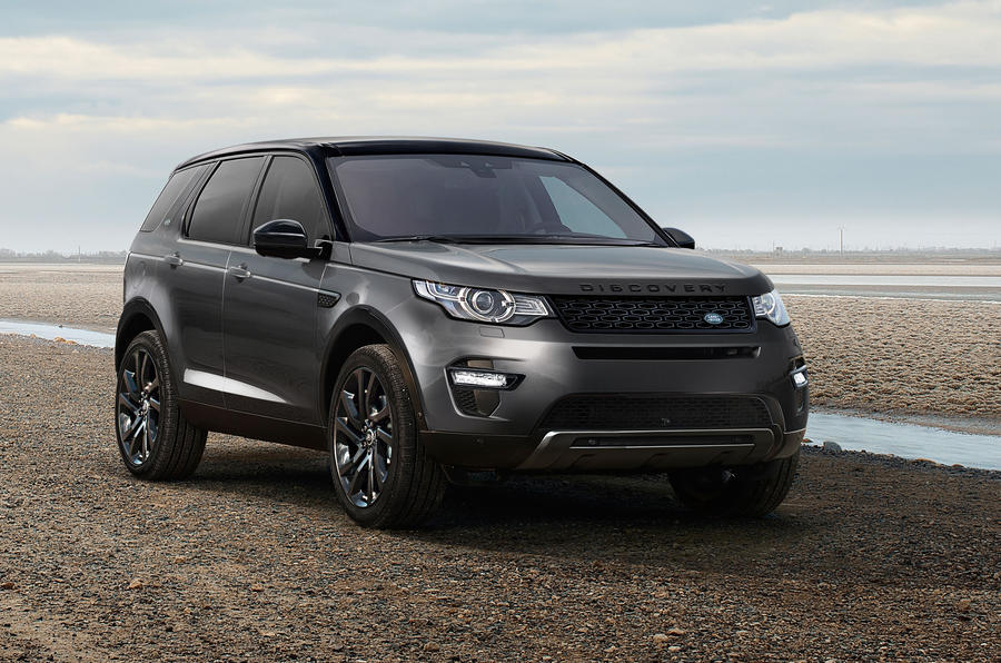 2017 land rover discovery sport gets tracking app autocar. Black Bedroom Furniture Sets. Home Design Ideas