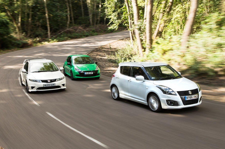 The final naturally aspirated hot hatch will die when Suzuki axes the ...