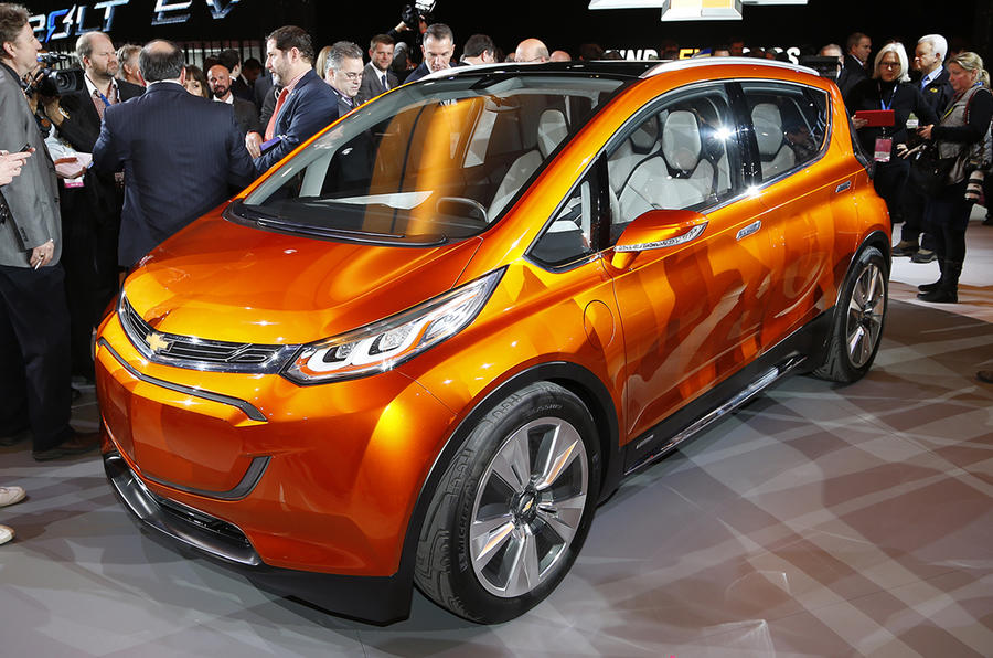 Chevrolet Bolt Electric Vehicle Wont Be Sold In The Uk Autocar