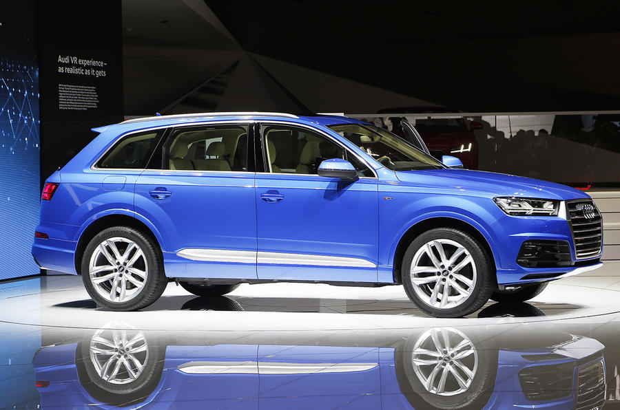 Worksheet. New engine for 2015 Audi Q7  prices and specs  Autocar