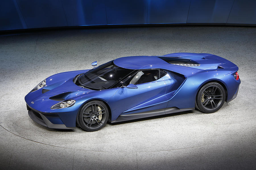 new car 2016 uk2016 Ford GT  fewer than 20 examples per year to reach Britain