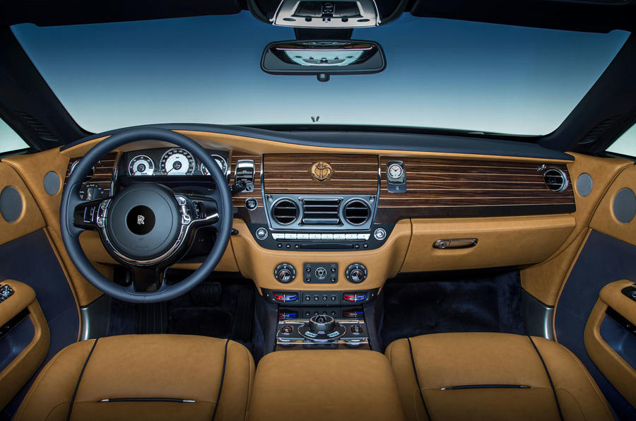 Rolls Royce Reveals Yacht Inspired Nautical Wraith Autocar