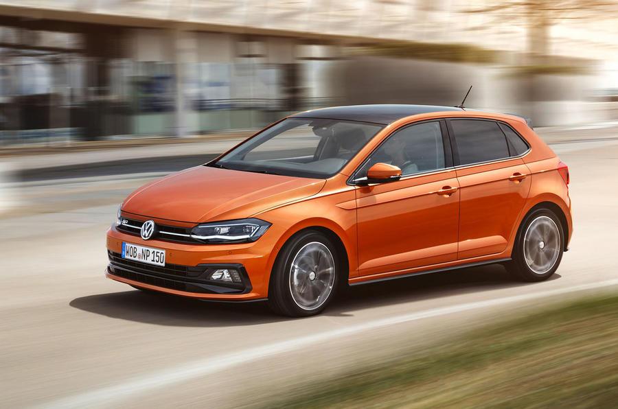 2018 Volkswagen Polo