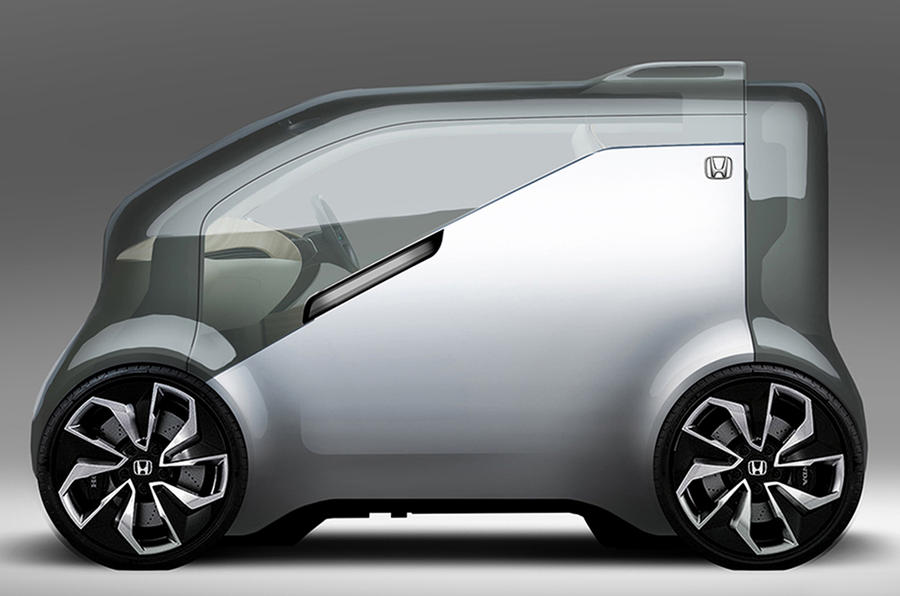 Honda reveals NeuV concept ahead of CES 2017 debut