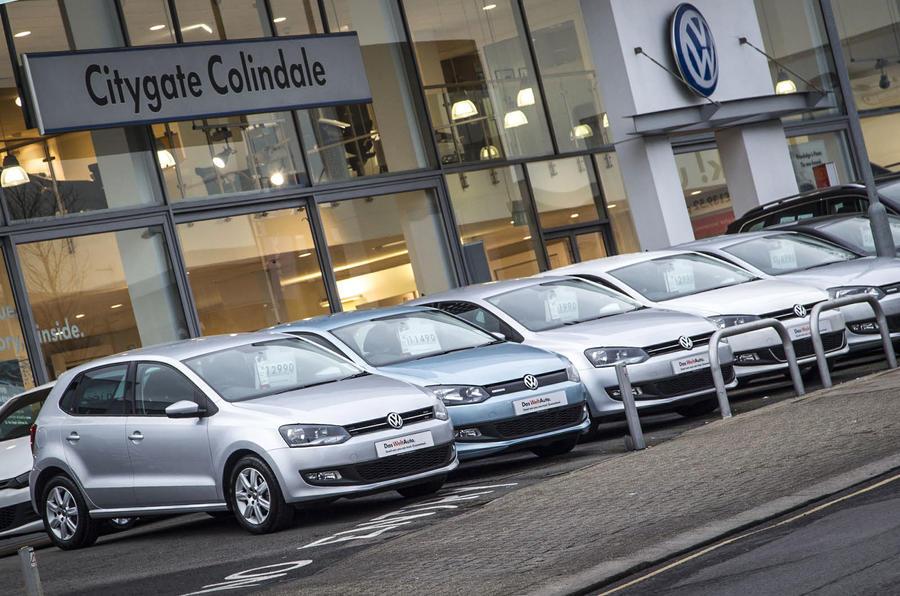 UK car sales figures skewed by retailer self-registrations, says source