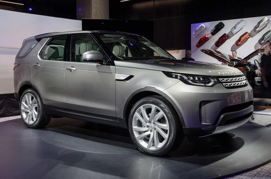New Land Rover Discovery >> 2017 Land Rover Discovery Video Specs And Prices Autocar