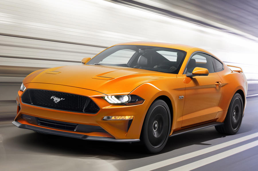 2018 Ford Mustang & 2018 Ford Mustang facelift brochure leak shows new specs | Autocar markmcfarlin.com