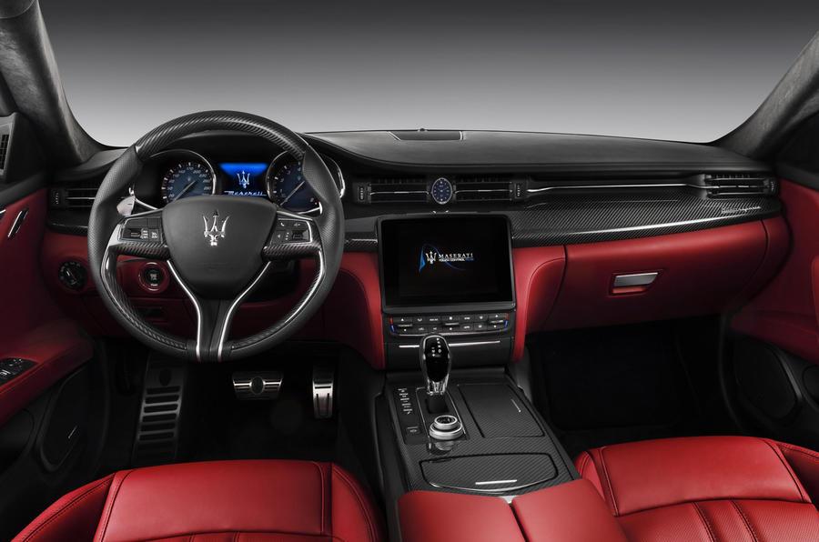 2016 Maserati Quattroporte launche