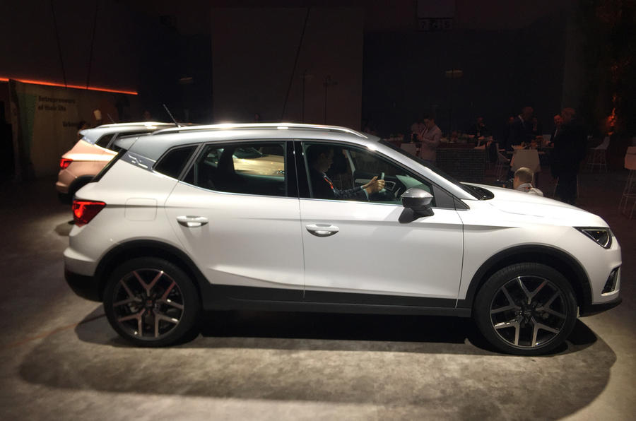 Seat Arona 2017 Autoforum