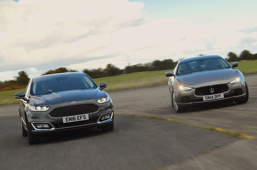 Used vs new: saloons, lightweights, sports coupes and AWD GTs