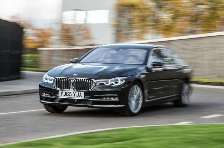 2017 G11 BMW 7 Series