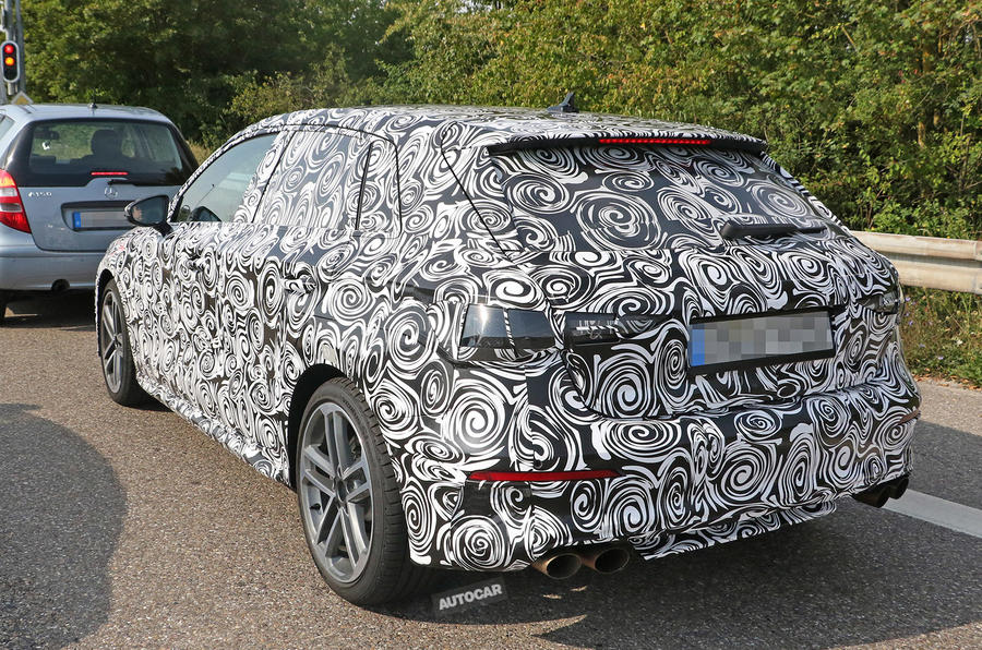 2019 Audi A3 primed to take on Mercedes-Benz A-Class range