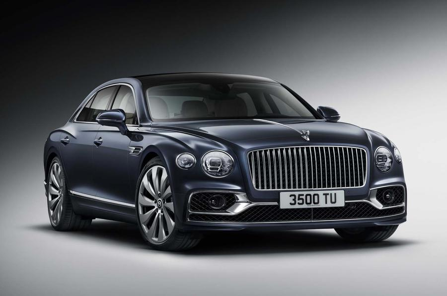 2019 Bentley Flying Spur reveal