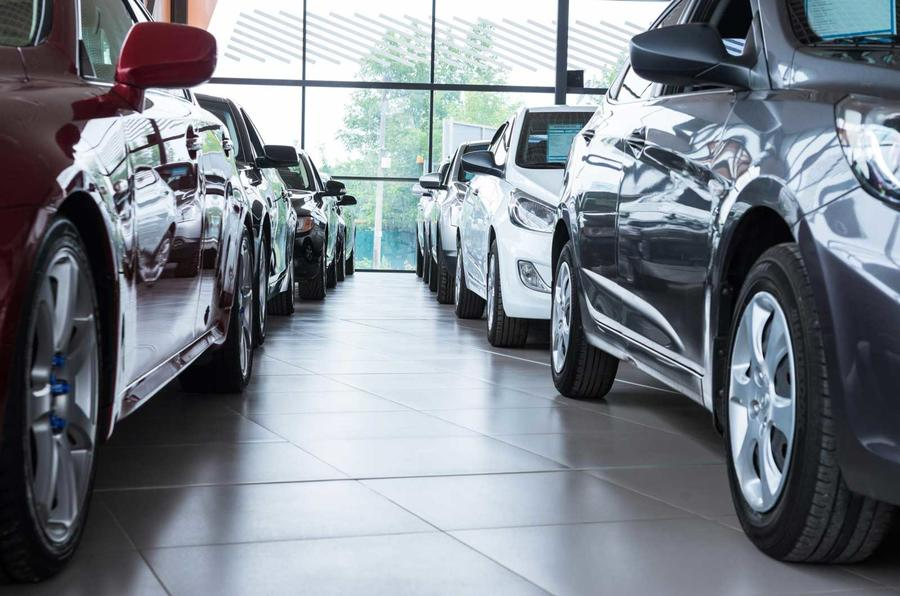 UK car sales continue to break records in face of Brexit