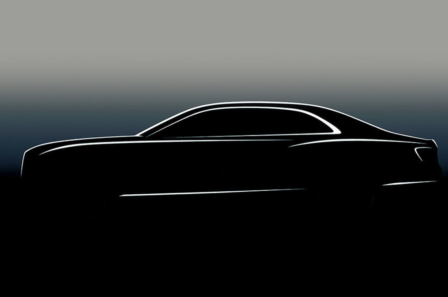 Flying Spur sketch