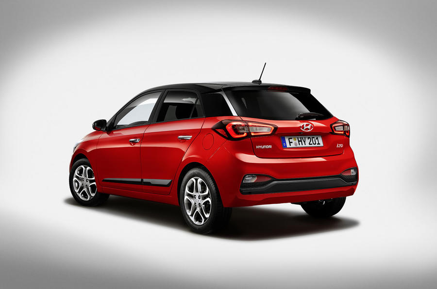 Hyundai introduced the new hatchback i20