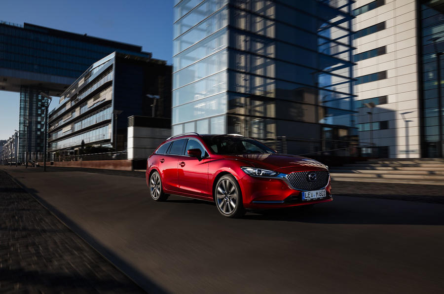 2018 Mazda 6 starting price confirmed as £23,045