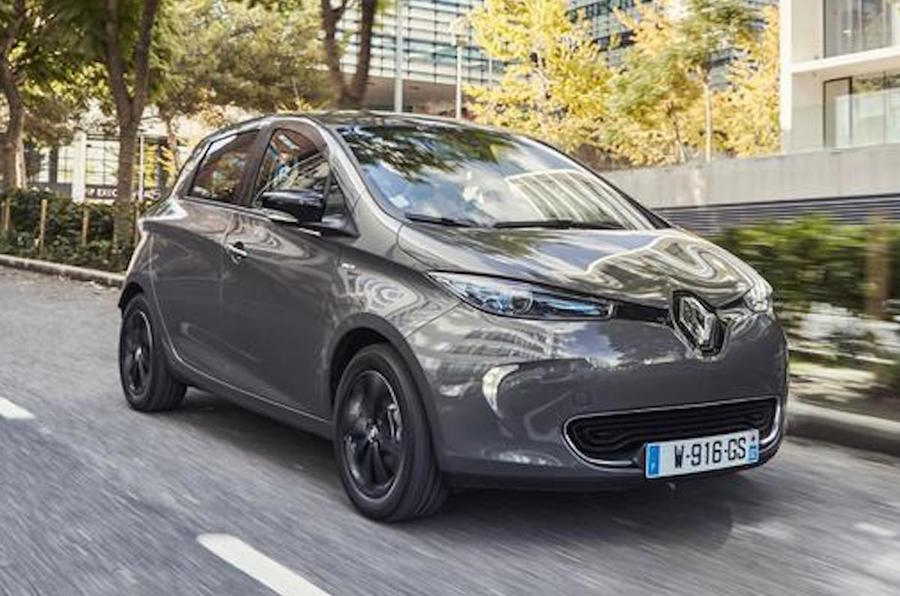 2016 renault zoe r90 z signature review autocar. Black Bedroom Furniture Sets. Home Design Ideas
