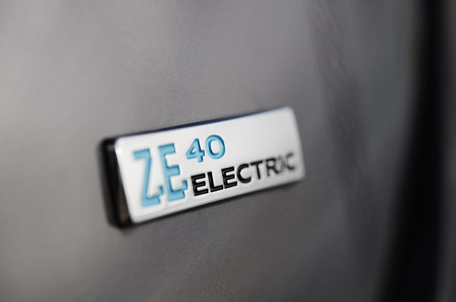 Z.E.40 Badge