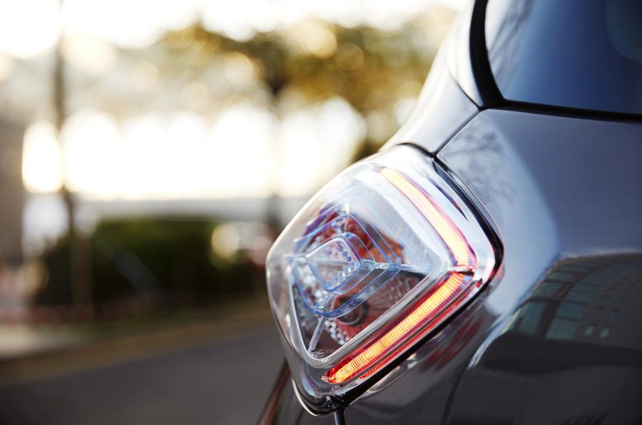 Zoe Rear Light