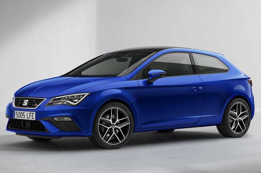 2017 seat leon facelift revealed | autocar