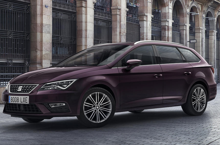 2017 Seat Leon facelift revealed