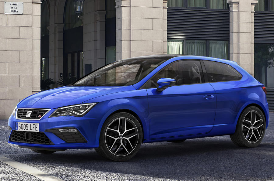 2017 Seat Leon Facelift Revealed Autocar