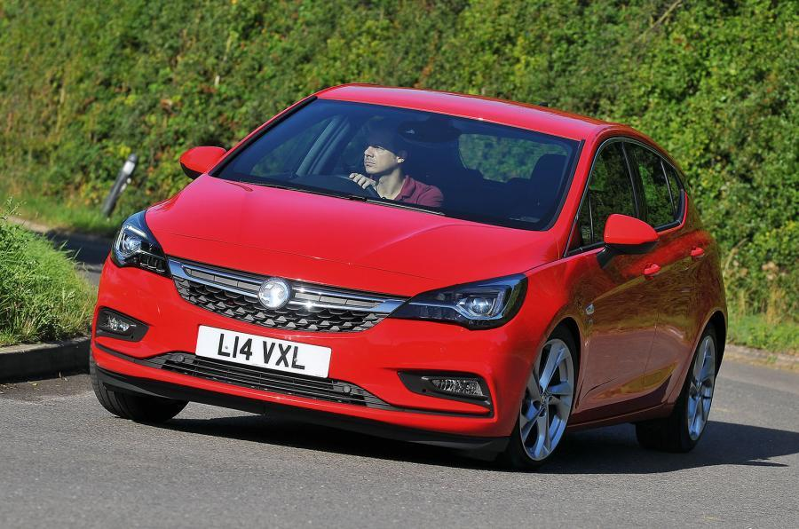 2017 Mk7 Vauxhall Astra