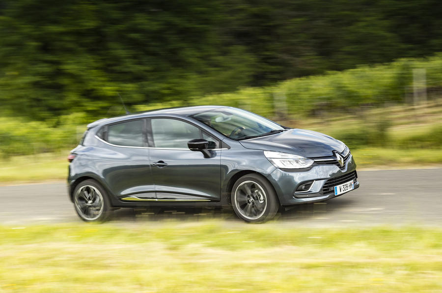 £17,755 Renault Clio Dynamique S Nav dCi 110