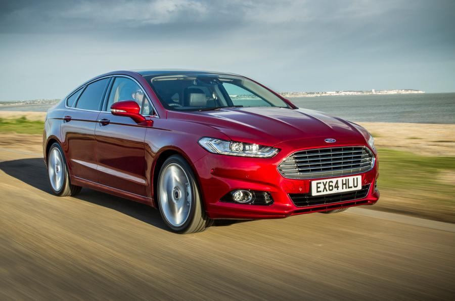 2017 Mk5 Ford Mondeo