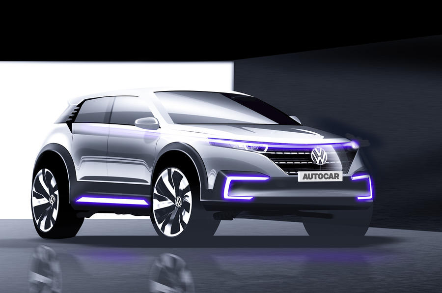 Volkswagen ID Hatchback To Be Precursor Of Future Electric