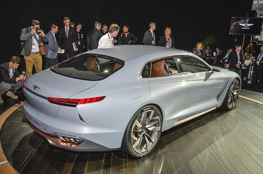 Hyundai luxury brand Genesis set for 2018 UK debut   Autocar