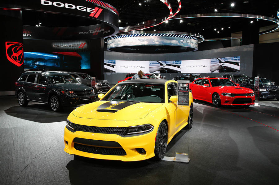 Detroit Motor Show 2019
