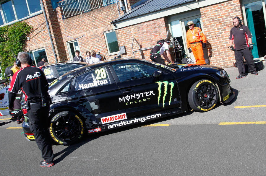 Nic Hamilton Lewis Hamilton S Younger Brother In The